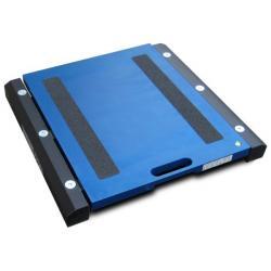 Système de pesage véhicules, 2 plateformes et 1 indicateur — Balance Milliot