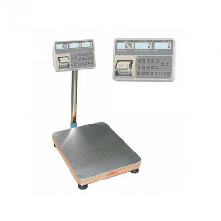Balance compteuse avec imprimante CW-4040-TCP