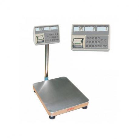 Balance compteuse avec imprimante ELW-6080-TCP