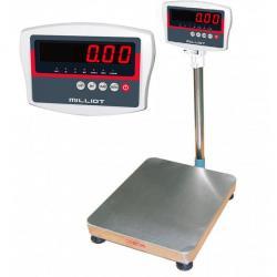 Balance pèse-colis industrielle 600x800 — Balance Milliot