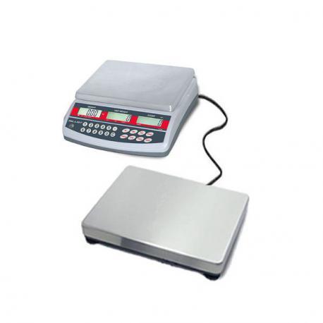 Groupe de comptage, portée max. 6 kg, précision depuis 0,2 g