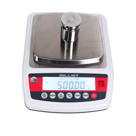 Balance de précision homologuée NHB-3000+M — Balance Milliot