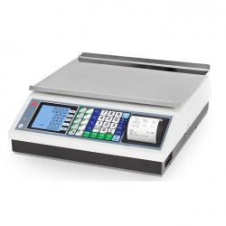 Balance poids prix avec ticket EPS Elicom — Balance Milliot