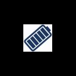 Batterie pour la balance bDrive Mettler Toledo 12V/7 Ah — Balance Milliot
