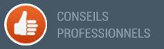 Conseils professionnels
