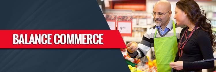 Balance commerce - Balance Milliot