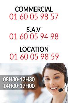 Balance Milliot - Service Client - Location - Commercial